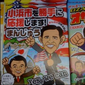 Obama supporter manju